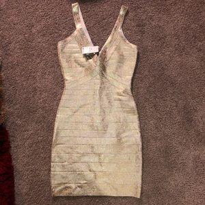 Bebe Bodycon mini dress